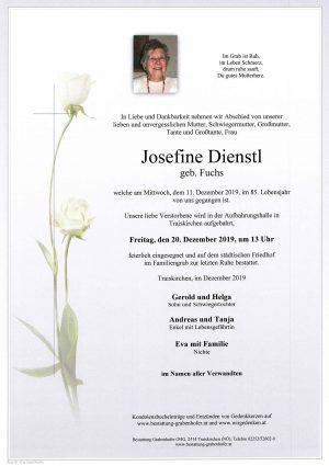 Portrait von DIENSTL Josefine
